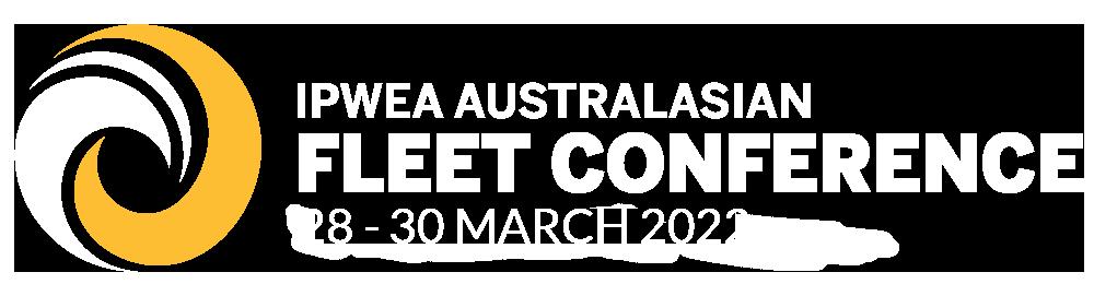 IPWEA FLEET CONFERENCE 2021